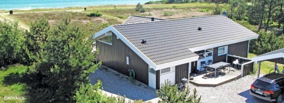 Ferienhäuser in Skandinavien