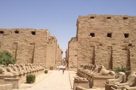 Karnack-Tempel-Luxor