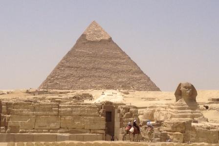 Ägypten Reisen - Pyramiden