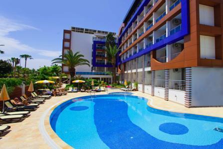 Antalya Alanya - Gardenia Hotel