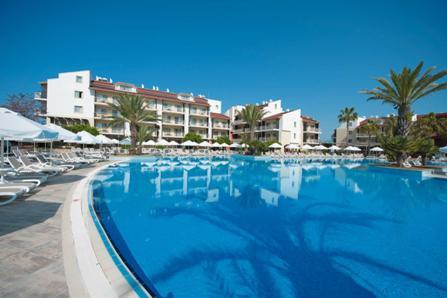 Antalya Side-Evrenseki - Barut B Suites